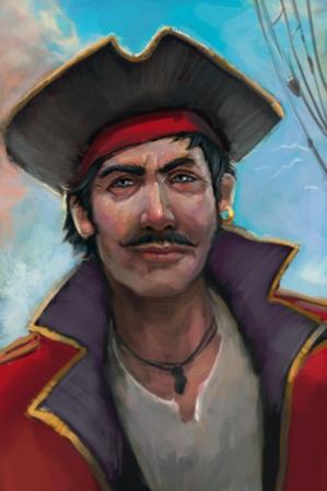 пират из флинта
